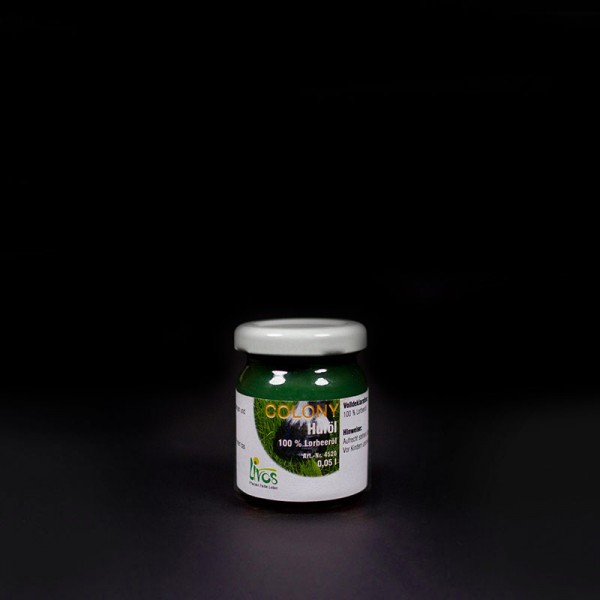 COLONY - Hoof Oil N° 4520 (100% Laurel oil)
