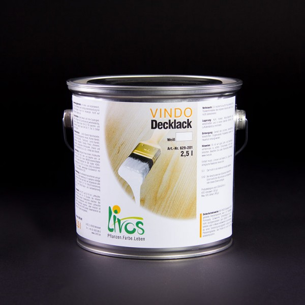 VINDO Natural Gloss Paint N° 629