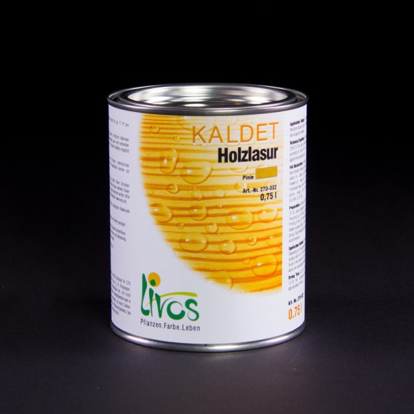 KALDET Transparent wood stain N° 270