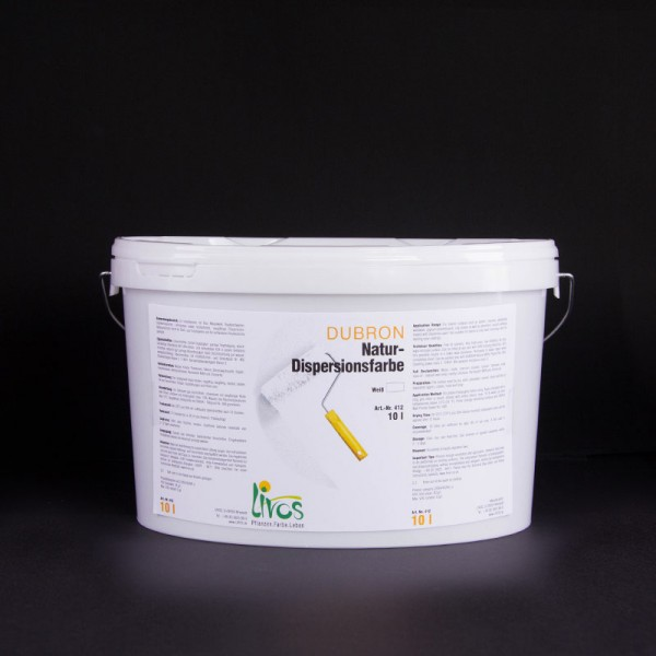 DUBRON Natural Dispersion Paint N° 412