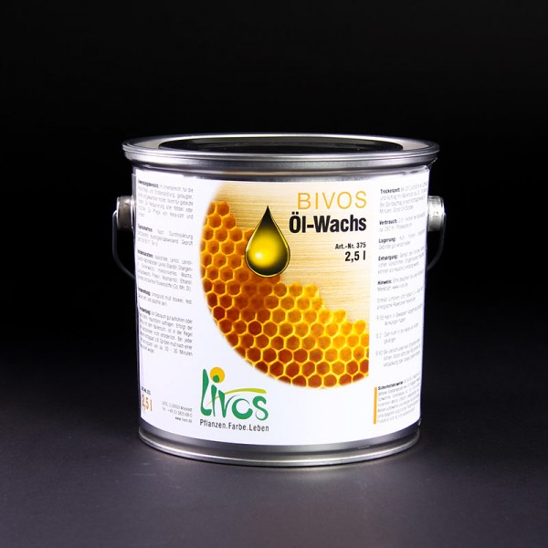 BIVOS Oil Wax N° 375